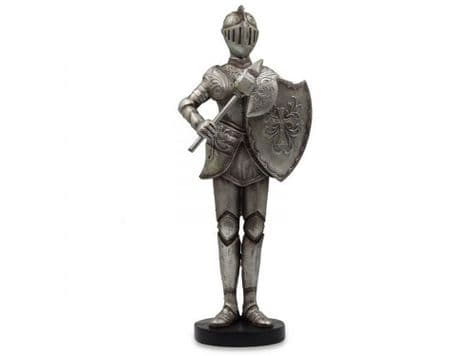 suit of armour standing figure | knight in shining armour ornament